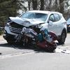 Motorcycle and SUV crash survivors in stable condition at Toronto trauma centre