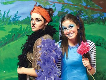 Seussical Jr. stars