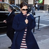 Victoria Beckham supported by family at NYFW -Image1