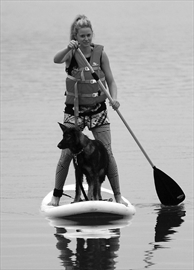 SUP with your pup– Image 1