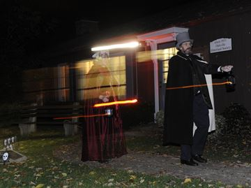 Go on a 'ghost haunt' with the Oakville Historical Society