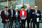 Windsor-area Liberal candidates and veterans
