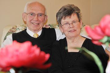 Jack and Sheila Doris