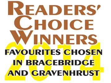 READERS' CHOICE 2014