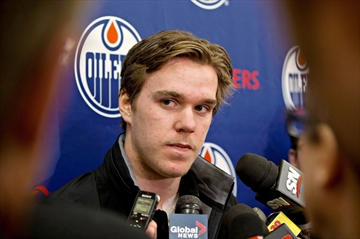 McDavid says rehab is ahead of schedule-Image1