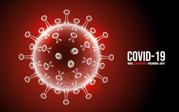 COVID-19 is a new coronavirus that has caused a global pandemic.