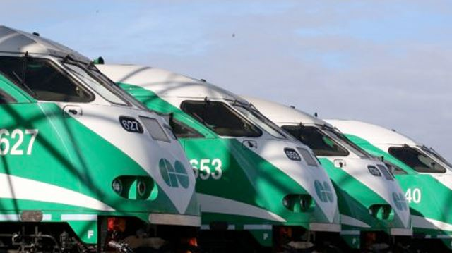 More GO trains