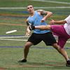 Durham Ultimate Club Tuesday indoor games