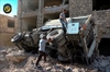 Intense bombing campaign targets Syria civil defencecentres-Image7