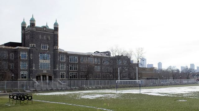 Central Technical field