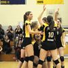 Forest Heights volleyball