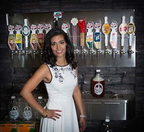 Manjit Minhas, one of the stars of Dragon's Den, will be the featured guest at this year's Pink Attitude Gala on March 10. (Torstar file photo)
