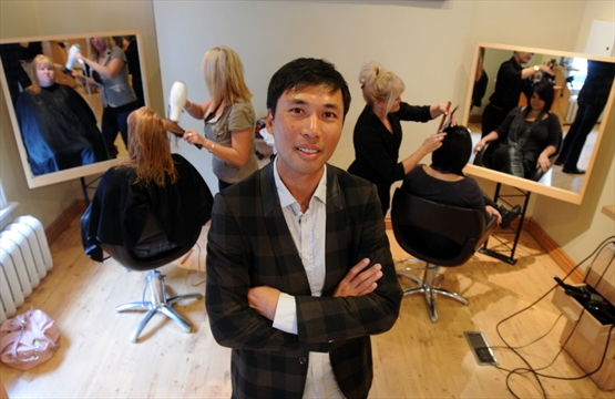 Salon Owner Doesn T Want To Grow Too Fast