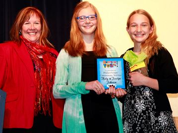 Event recognizes Wasaga youth