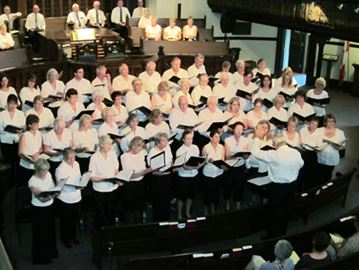 Orillia Vocal Ensemble hosts choral workshop