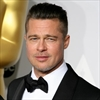 Competitive Brad Pitt and George Clooney-Image1