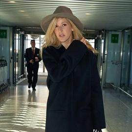 Ellie Goulding has no ego with Dougie Poynter-Image1