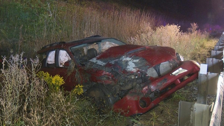 Asleep at the wheel: OPP charge Brantford woman who woke up in the ditch