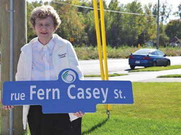 Fern Casey Street