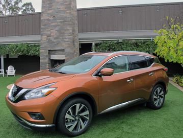 Nissan Murano earns 'Top Safety Pick Plus' rating from the IIHS