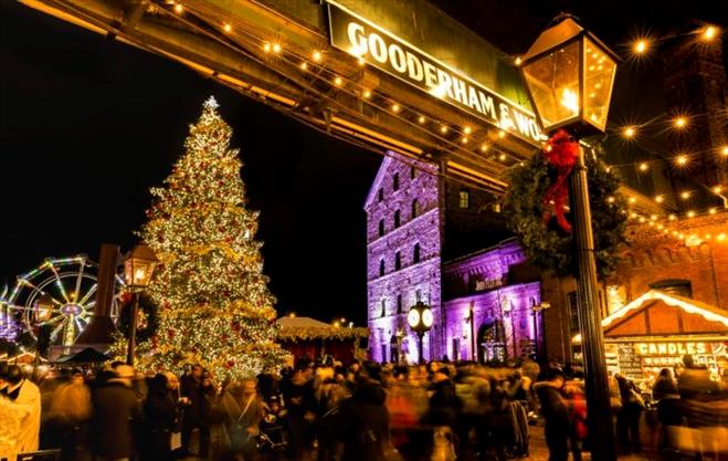 Image Courtesy Toronto Christmas Market.