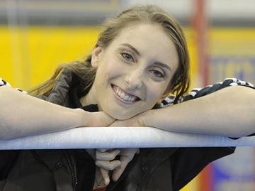 Gymnastics/dance movie ' Full Out ' shot in Oakville