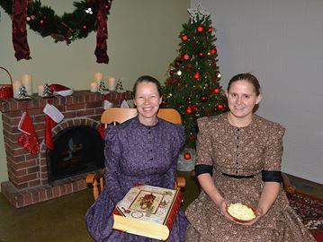 Christmas at Simcoe County Museum