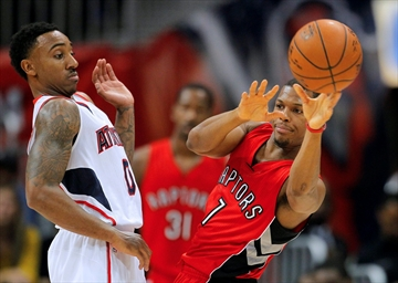 Raptors scoff at playoff predictions-Image1