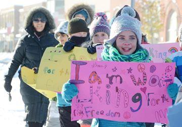 Children's Rights Walk