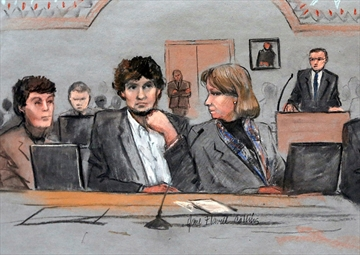 Defence rests in 1st phase of Boston Marathon bombing trial-Image1