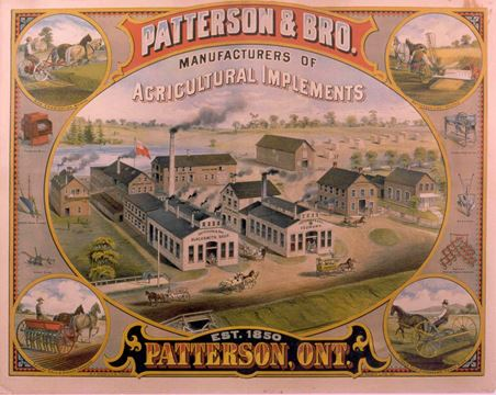 patterson machine shop