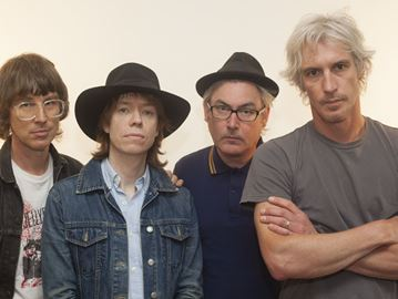 Sloan set to launch  anniversary tour at Barrie's Roxy