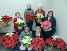 Acclaim Health delivering poinsettias to Halton seniors