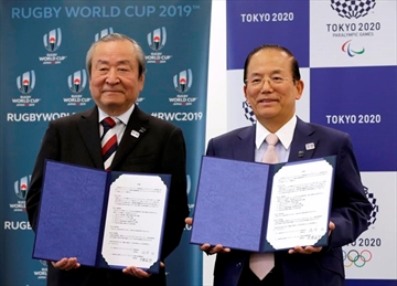 Olympics, Rugby World Cup organizers to collaborate in Japan-Image1