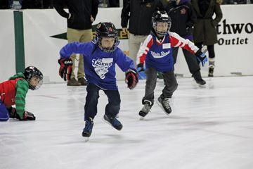 Galt Skating Races