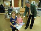 YOUNG READERS AND THE MAYOR