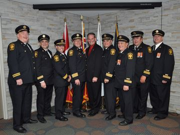 New Tecumseth Fire Rescue celebrates milestones