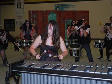 St. Mary Secondary School Drumline