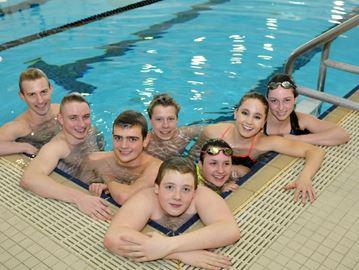 Westside swim team