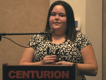 Carley Scharf, Osgoode Youth Association