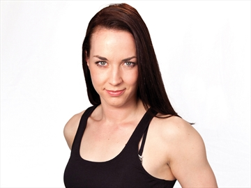 Christine Cleary stunt performer