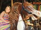 Fall Fair -- Roseneath carousel