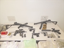 Submachine guns, large quantity of drugs seized in police raids in Toronto and Vaughan-image1