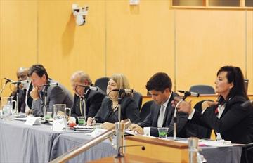 Regional chairman debate