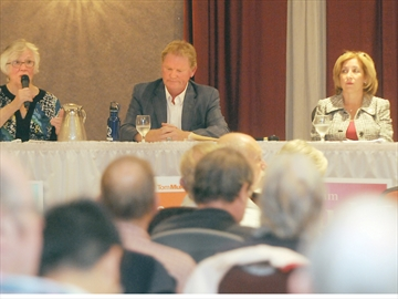 Retired Teachers of Ontario federal election candidates debate