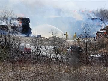 Amalgamation of fire services