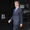 Pierce Brosnan can't work his TV -Image1
