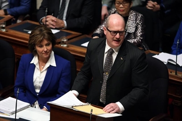 Broad tax breaks in B.C. pre-election budget-Image1