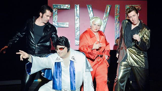 Discovering Elvis