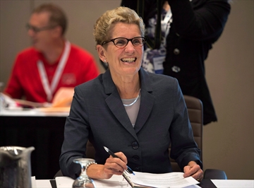 Wynne hopes Harper has no Ontario 'vendetta'-Image1